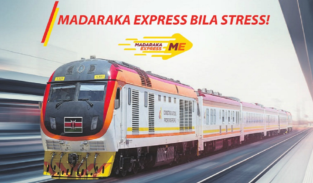 SGR Madaraka Express Train Tickets Booking, Refunds and Rescheduling