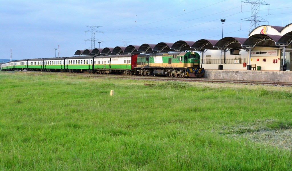 Nairobi Commuter Railway Trains