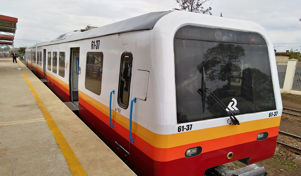 Nairobi Commuter DMU Trains Schedule