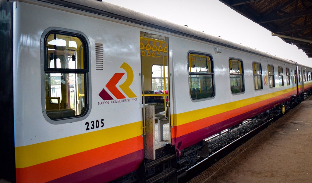 Nairobi Commuter Trains Schedule