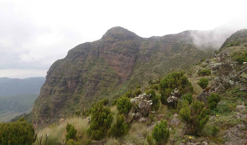 Learn to Hike Again Mt. Kenya in 90 Days
